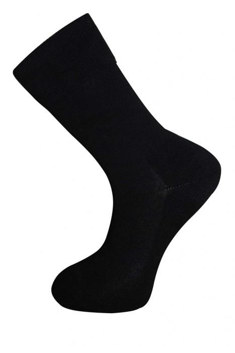 Les chaussettes de coton thermo hommes