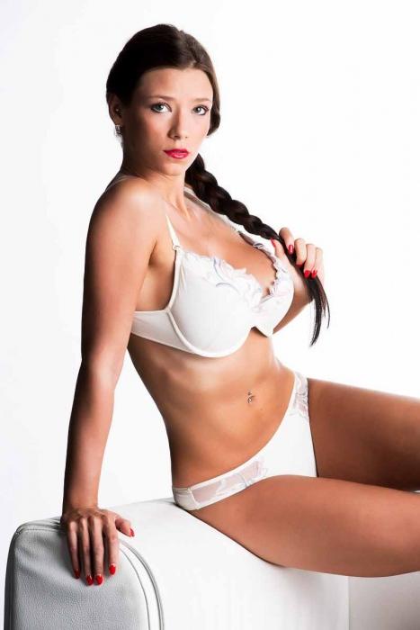 Lace Set Bra & Panties Thong des femmes 4088-2277