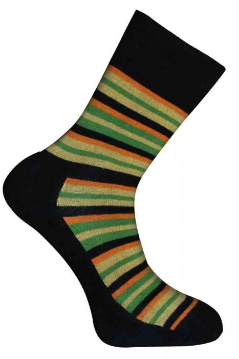 Les chaussettes de coton thermo de la femme