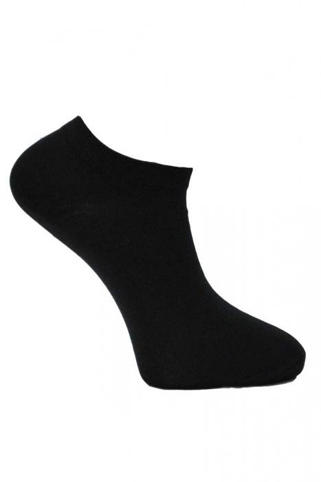 Faible chaussettes en bambou de la femme