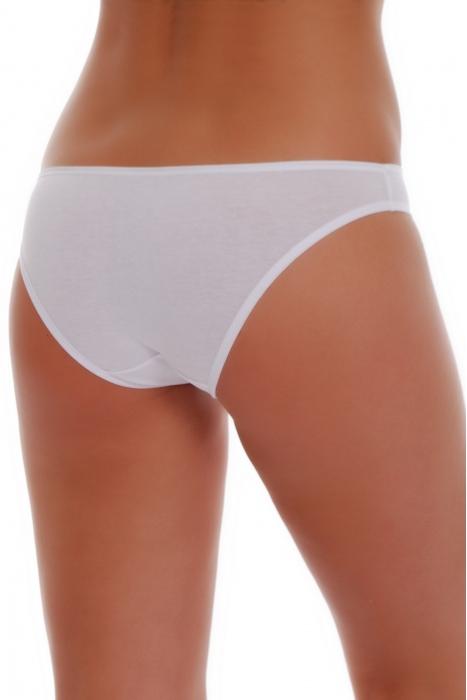 Coton taille basse Culotte bikini 1027