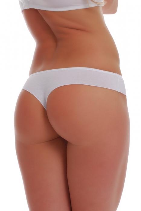 Style de Cotton Panties Boyshorts Thong 1061