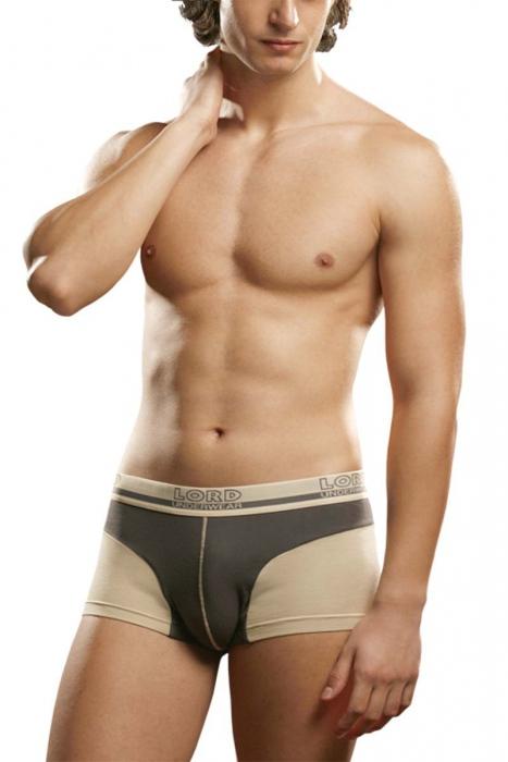 Coton Boxer pour homme Combinaison Lord 262