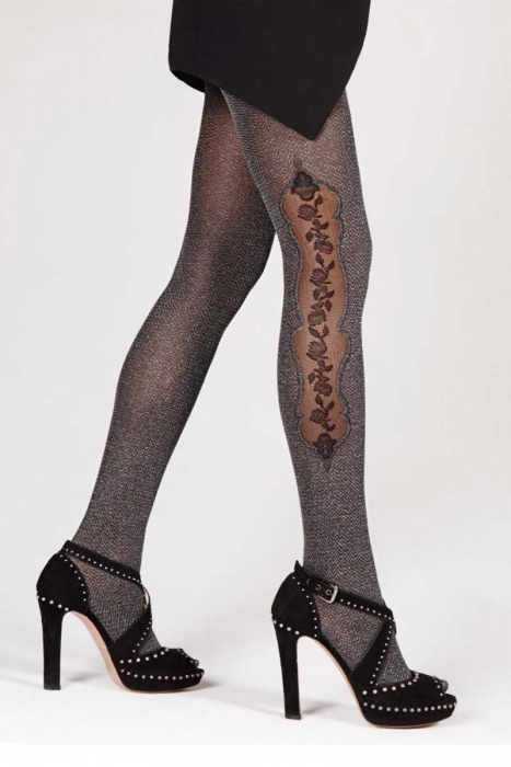Mode Collants 80 den Omsa 3410