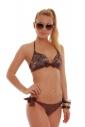Bikini Set triangle et bas de bikini brésilien 1771