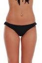 Ensemble de bikini Triangle doux et brésilien arrangé avec des franges tombantes exquises 1158
