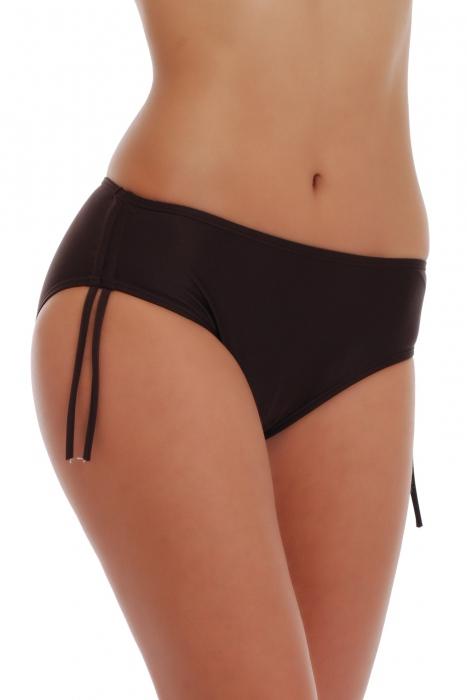Bikini touche le fond de style Brief-Boyshorts 106