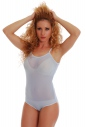 Combinaison de femme Bracelet mince Voir à travers Vest Bikini Style 324