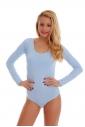 Coton à manches longues à manches longues en bikini style 1380