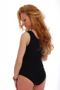 Combinaison de coton en coton Vest Bikini Style 1365