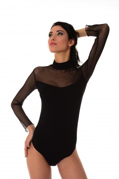 Extravagant coton femmes Bodysuit 1357