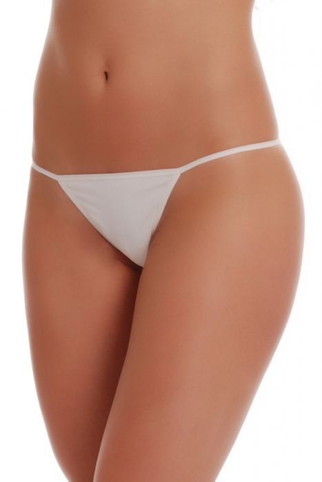Coton G-string Style Panties 1037