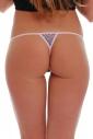Coton G-string Style Panties 1037