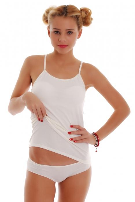 Veste à manches longues pour femmes et bretelles fines et culottes en bikini 1206-1225