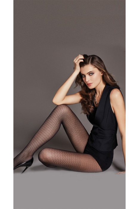 Collants de mode 30 Den Omsa MOVES 3507
