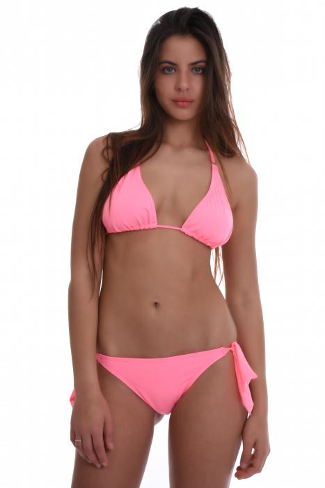 Bikini Set triangle doux et bas de bikini 1147