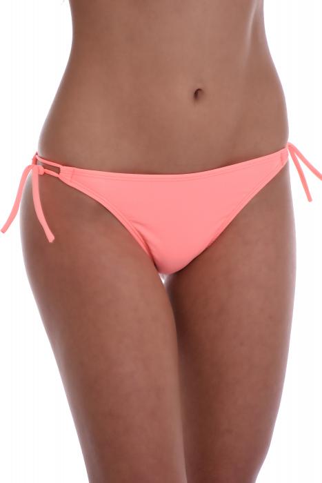 Bikini bottoms style tanga côté mince cravate 101
